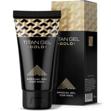Titan Jel Gold 50 ML
